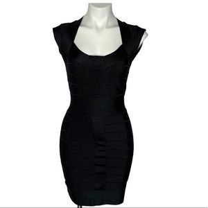 French Connection Bodycon Dress with Zipper
